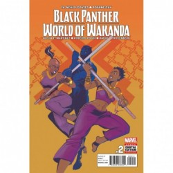BLACK PANTHER WORLD OF...