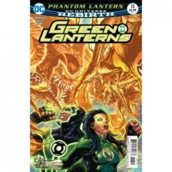 GREEN LANTERNS -13