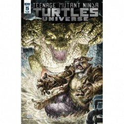 TMNT UNIVERSE -5
