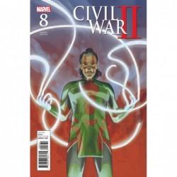 CIVIL WAR II -8 (OF 8) NOTO...