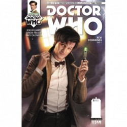 DOCTOR WHO 11TH YEAR THREE...