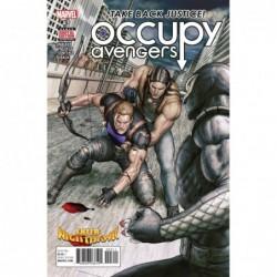 OCCUPY AVENGERS -3