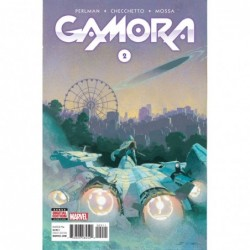 GAMORA -2