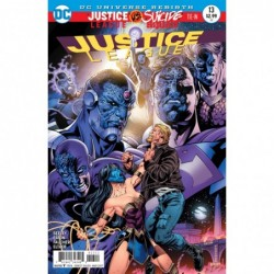 JUSTICE LEAGUE -13 (JL SS)