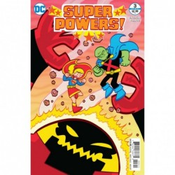 SUPER POWERS -3 (OF 6)