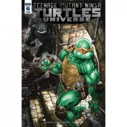 TMNT UNIVERSE -6