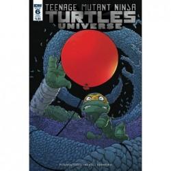 TMNT UNIVERSE -6...
