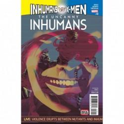 UNCANNY INHUMANS -18 IVX