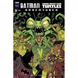 BATMAN TMNT ADVENTURES -3...