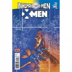 EXTRAORDINARY X-MEN -18 IVX