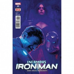 INFAMOUS IRON MAN -4