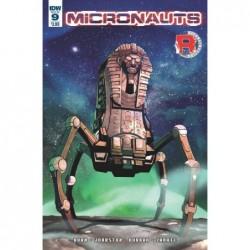 MICRONAUTS -9