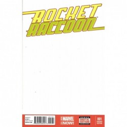 ROCKET RACCOON -1 BLANK VAR...