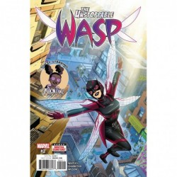 UNSTOPPABLE WASP -2