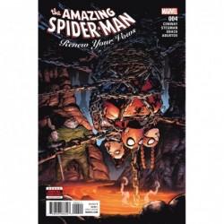 AMAZING SPIDER-MAN RENEW...