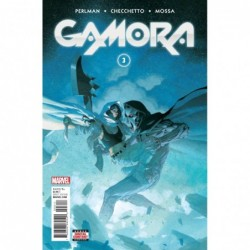 GAMORA -3