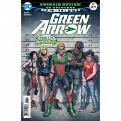 GREEN ARROW -17