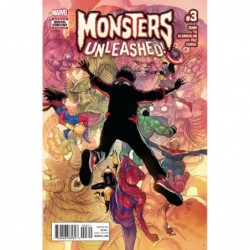 MONSTERS UNLEASHED -3 (OF 5)