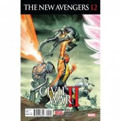NEW AVENGERS -12 CW2