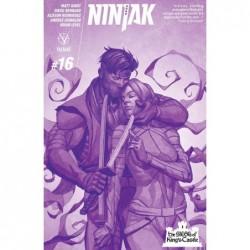 NINJAK -16 CVR A CHOI