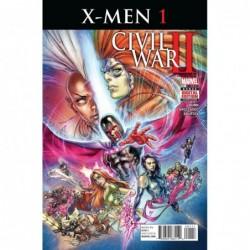 CIVIL WAR II X-MEN -1 (OF 4)