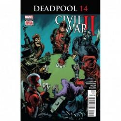 DEADPOOL -14 CW2