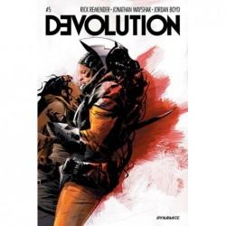 DEVOLUTION -5 (OF 5) CVR A LEE