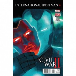INTERNATIONAL IRON MAN -4