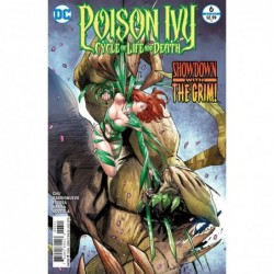 POISON IVY CYCLE OF LIFE...