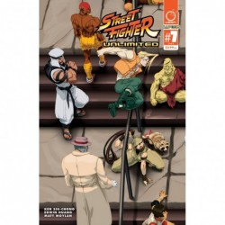 STREET FIGHTER UNLIMITED -7...