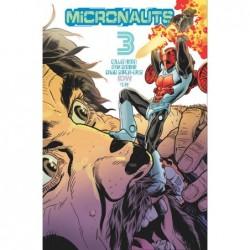 MICRONAUTS -3