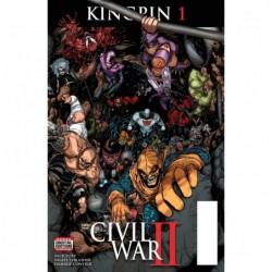 CIVIL WAR II KINGPIN -1 (OF 4)