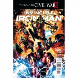 INVINCIBLE IRON MAN -11 RCW2
