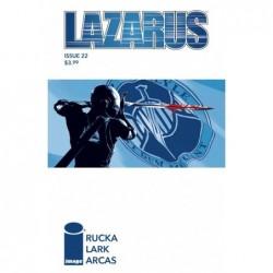 LAZARUS -22