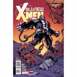 ALL NEW X-MEN -11 AW
