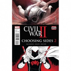 CIVIL WAR II CHOOSING SIDES...