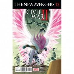 NEW AVENGERS -13 CW2