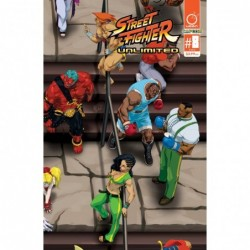 STREET FIGHTER UNLIMITED -8...