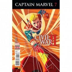CAPTAIN MARVEL -7 CW2