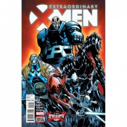 EXTRAORDINARY X-MEN -12 AW