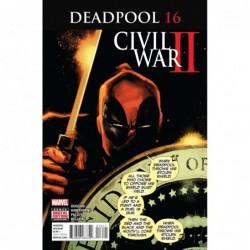 DEADPOOL -16 CW2
