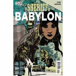 SHERIFF OF BABYLON -9 (OF 12)