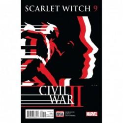 SCARLET WITCH -9 CW2