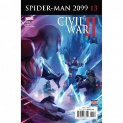 SPIDER-MAN 2099 -13 CW2