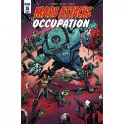 MARS ATTACKS OCCUPATION -5...