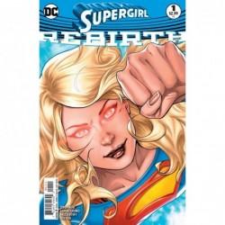 SUPERGIRL REBIRTH -1