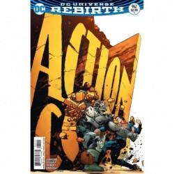 ACTION COMICS -962