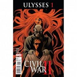 CIVIL WAR II ULYSSES -1 (OF 3)