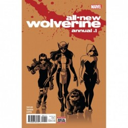 ALL NEW WOLVERINE ANNUAL -1