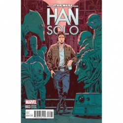 STAR WARS HAN SOLO -3 (OF...